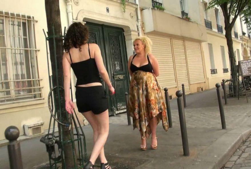 femme mariée metisse goute à ses premieres queues de blancs