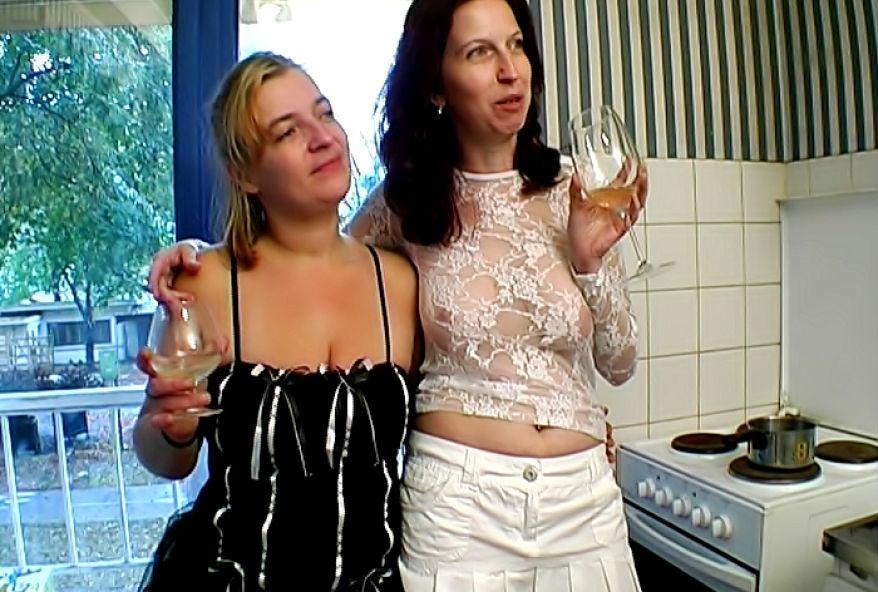 qui de ces deux femmes mariées est la plus cochonne sans son mari