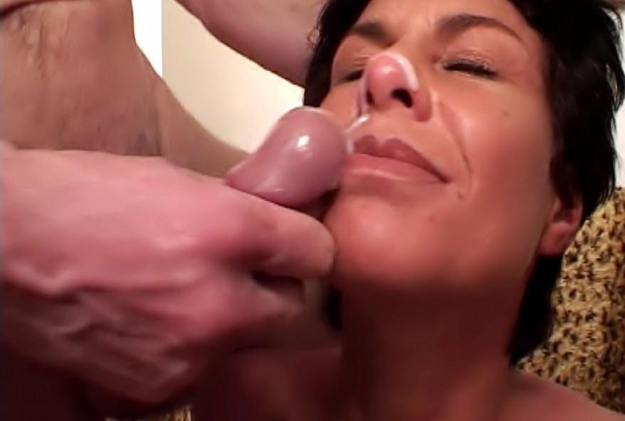 maman arabe prise par tous les trous quand son mari est au bled