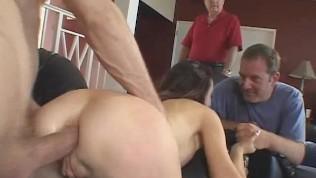 sodomie devant son mari